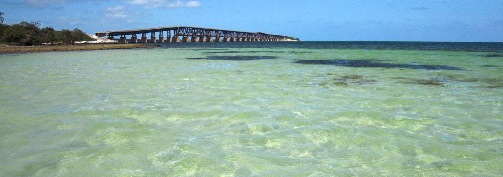 The Old Bahia Honda Bridge, Scout Key