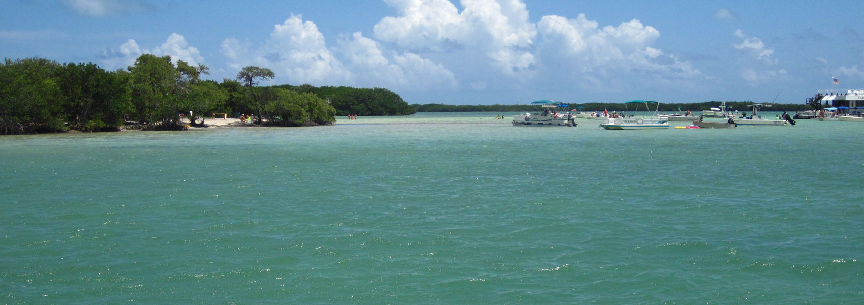 Picnic Island off of Little Torch Key